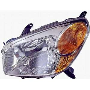 Toyota RAV4 Replacement Headlight Assembly   Driver Side
