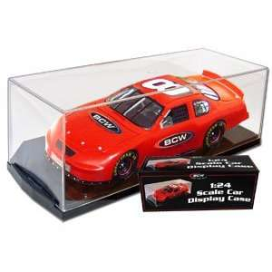 BCW 124 Scale Car Display Case   Die Cast NASCAR, Racing   Sports