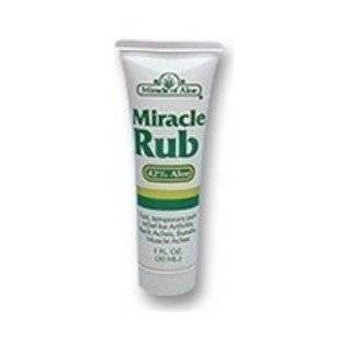 Miracle Rub Pain Relieving Cream (8 oz Tube)