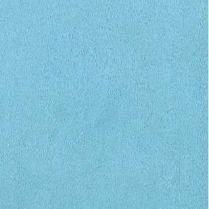 60 Wide Minky Cuddle Plush Turquoise Fabric By The Yard