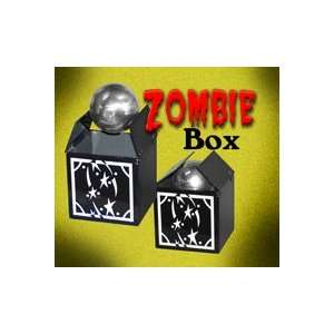 Zombie Box Wood Floating Trick Levitations Magic Stage