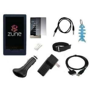 Zune HD 16GB / 32GB Series Includes Black Silicone Skin Case