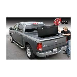 BakFlip F1 Tonneau Cover for 09 10 RAM with RAM Box Automotive
