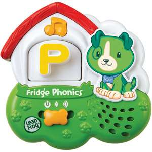 LeapFrog Fridge Phonics Magnetic Alphabet Baby & Toddler Toys