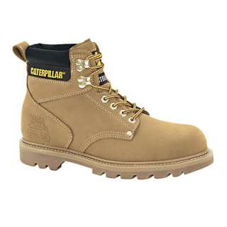 CATERPILLAR SECOND SHIFT ST MENS WORK BOOT SHOES