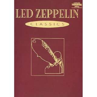 Authentic Guitar Tab, Led, Zeppelin Art, Music & Photography