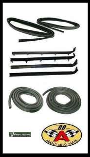80 81 82 83 84 85 86 Ford Truck Door / Window Seal Kit