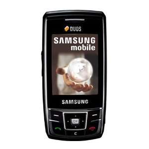 Samsung D880 Unlocked Phone with 3.2 MP Camera, Dual SIM