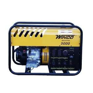 Winco Winco Honda Engine 5000Watt Generator  Industrial