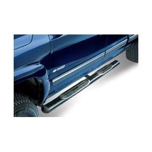 Westin 22 0025 Oval Tube Nerf Bars   Black, for the 1998