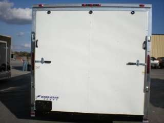 Commercial Duty Enclosed Cargo Trailer Car Hauler, Racing, 8.5 26