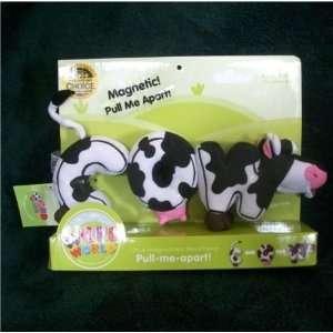 Word World Friends Magnetic Pull Apart Cow Toys & Games